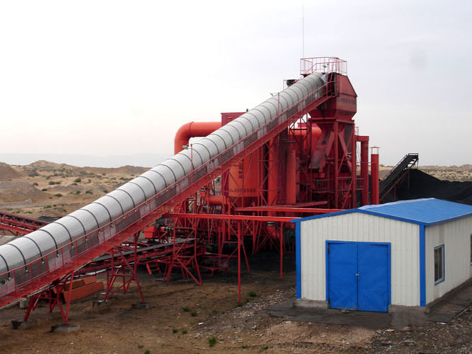 FGX-24A Shenhua Strip Mine, China