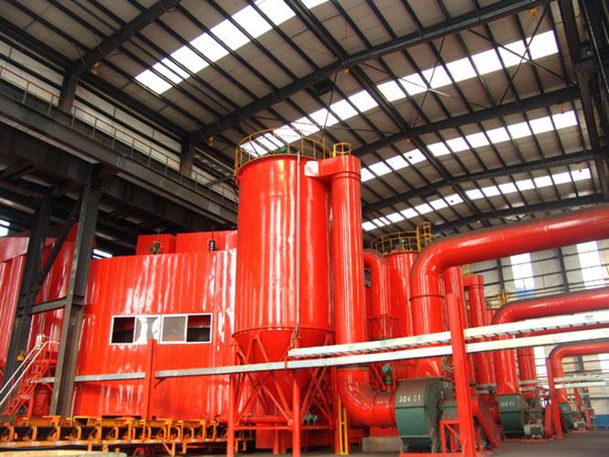 FGX-48A Hanjiacun Coal Processing Plant, China